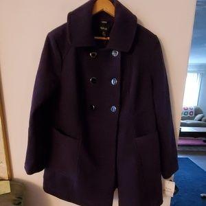 Style & Co Stretch NWT Purple Jacket - 16W